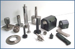 CMM components and shield rods produced by us